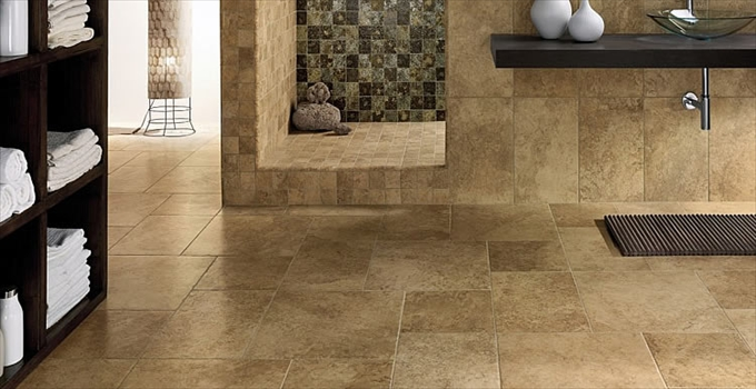 Travertine Tile