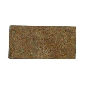 Jeffrey Court Tumbled Slate 3 in. x 6 in. Floor and Wall Tile (8 pieces/1 sq. ft./1 pack)