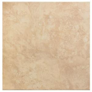 U.S. Ceramic Tile Astral Sand 12 in. x 12 in. Glazed Porcelain Floor Tile