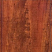Hampton Bay High Gloss Perry Hickory 8 mm Thick x 47-3/4 in. Length x 5 in. Wide Laminate Flooring (13.26 sq. ft./case)