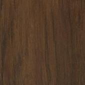TrafficMASTER Allure Plus Oak Dark Brown Resilient Vinyl Flooring - 4 in. x 4 in. Take Home Sample