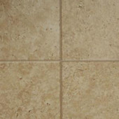 Innovations Tumbled Travertine Laminate Flooring - 5 in. x 7 in. Take Home Sample