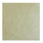 Beige Slate Laminate Flooring - 5 in. x 7 in. Take Home Sample