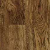 TrafficMASTER Kingston Peak Hickory 8 mm Thick x 7-19/32 in. Wide x 50-25/32 in. Length Laminate Flooring (21.44 sq. ft. / case)