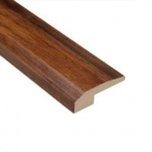 Home Legend Manchurian Walnut 1/2 in. Thick x 2-1/8 in. Wide x 78 in. Length Hardwood Carpet Reducer Molding