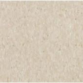 Armstrong Imperial Texture 12 in. x 12 in. Vinyl Composition Tile Standard Excelon Pebble Tan Vinyl Tile (45 sq. ft. / case)