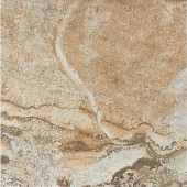 Daltile Folkstone Slate Sandy Beach 12 in. x 12 in. Porcelain Floor and Wall Tile (15 sq. ft. / case)