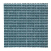Solistone Atlantis Dorado 12 in. x 12 in. x 6.35 mm Glass Mesh-Mounted Mosaic Floor and Wall Tile (10 sq. ft. / case)