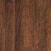 Clarion Farmstead Hickory Laminate Flooring - 5 in. x 7 in. Take Home Sample