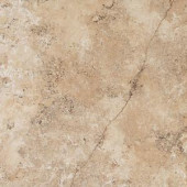 Daltile Palatina Temple Beige 18 in. x 18 in. Glazed Porcelain Floor and Wall Tile (17.5 sq. ft. / case)
