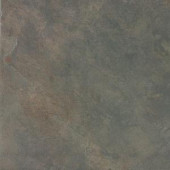 Daltile Continental Slate Brazilian Green 12 in. x 12 in. Porcelain Floor and Wall Tile (15 sq. ft. / case)