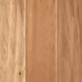 Mohawk Country Natural Hickory UNICLIC Hardwood Flooring - 5 in. x 7 in. Take Home Sample