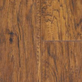 Hampton Bay Hometown Hickory 8 mm Thick x 5-5/16 in. Wide x 50-1/2 in. Length Laminate Flooring (22.24 sq. ft. / case)
