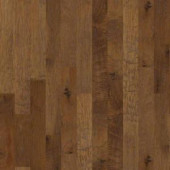 Shaw Encompass Hickory Western Horizon Engineered Hardwood Flooring - 5 in. x 7 in. Take Home Sample