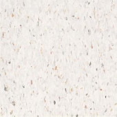 Armstrong Multi 12 in. x 12 in. Jubilee White Excelon Vinyl Tile (45 sq. ft. / case)