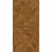 TrafficMASTER Allure 16 in. x 32 in. Chateau Parquet Light Vinyl Plank Flooring (21.3 sq. ft./Case)