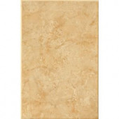 ELIANE Illusione Caramel 12 in. x 12 in. Glazed Ceramic Floor & Wall Tile