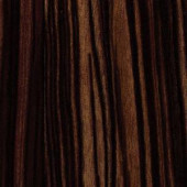 TrafficMASTER Allure Rosewood Ebony Resilient Vinyl Plank Flooring - 4 in. x 4 in. Take Home Sample