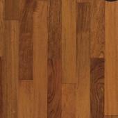 Bruce World Exotics Brazilian Cherry 3/8 in. x 4-3/4 in. x Random Length Engineered Hardwood Flooring (32.55 sq. ft. / case)
