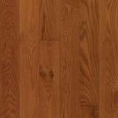 Mohawk Oak Gunstock 3/8 in. Thick x 3-1/4 in. Wide x Random Length Engineered Click Hardwood Flooring (23.5 sq. ft./ case)