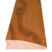 Mohawk Red Oak Golden 1.53 in. Wide x 84 in. Length Reducer Molding