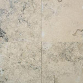 Daltile Jurastone Gray 18 in. x 18 in. Natural Stone Floor and Wall Tile (13.5 sq. ft. / case)