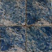 MS International Galaxy Blue 6 in. x 6 in. Glazed Porcelain Pool Tile