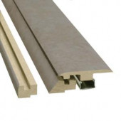 SimpleSolutions Lago Slate 78-3/4 in. Length Four-in-One Molding Kit