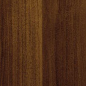 TrafficMASTER Allure Ultra 2-Strip Black Walnut Resilient Vinyl Flooring - 4 in. x 7 in. Take Home Sample