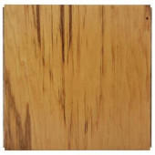 Ludaire Speciality Tile Hickory Natural Engineered Hardwood Tile Flooring -12 in. x 12 in. Take Home Sample