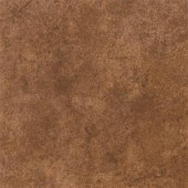 Armstrong 12 in. x 12 in. Peel and Stick Brown Stone Vinyl Tile (30 sq. ft. /Case)