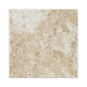 Daltile Fidenza Bianco 12 in. x 12 in. Porcelain Floor and Wall Tile (11 sq. ft. / case)