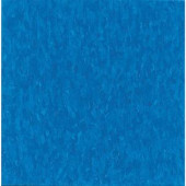 Armstrong Imperial Texture VCT 12 in. x 12 in. Caribbean Blue Standard Excelon Vinyl Tile (45 sq. ft. / case)