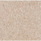 Armstrong Imperial Texture VCT 12 in. x 12 in. Hazelnut Standard Excelon Vinyl Tile (45 sq. ft. / case)