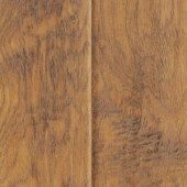 Innovations Lodge Hickory Laminate Flooring - 5 in. x 7 in. Take Home Sample