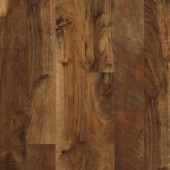 Hampton Bay Maple Grove Saffron 12 mm Thick x 6-3/16 in. Wide x 50-1/2 in. Length Laminate Flooring (17.40 sq. ft. / case)
