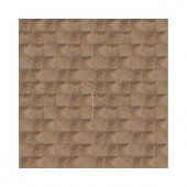 Daltile Aspen Lodge Cotto Mist 12 in. x 12 in. x 6mm Porcelain Mosaic Floor and Wall Tile (7.74 sq. ft. / case)