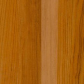 TrafficMASTER Allure Ultra 2-Strip Red Cherry Resilient Vinyl Flooring - 4 in. x 7 in. Take Home Sample