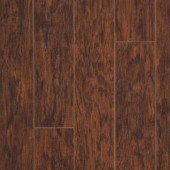 Hampton Bay Enderbury Hickory 8 mm Thick x 5- 3/8 in. Wide x 47-6/8 in. Length Laminate Flooring (25.19 sq. ft. / case)