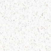 Armstrong Imperial Texture VCT 3/32 in. x 12 in. x 12 in. Cool White Standard Excelon Commercial Vinyl Tile (45 sq. ft. / case)