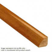 Bruce Butterscotch Red Oak 3/4 in. Thick x 3/4 in. Wide x 78 in. Long Quarter Round Molding