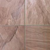 Innovations Copper Slate Laminate Flooring - 5 in. x 7 in. Take Home Sample