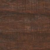 Millstead Hand Scraped Hickory Chestnut Engineered Hardwood Flooring - 5 in. x 7 in. Take Home Sample