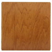 Ludaire Speciality Tile Hickory Gunstock 12 in. x 12 in. Engineered Hardwood Tile Flooring (18 sq. ft. / case)