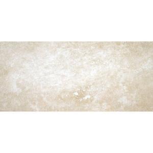 MS International Beige Travertine 12 in. x 24 in. Honed Floor & Wall Tile