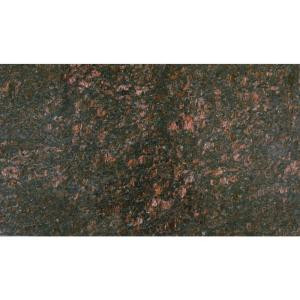 MS International Tan Brown 18 in. x 31 in. Polished Granite Floor and Wall Tile (7.75 sq. ft. / case)