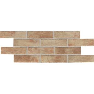Daltile Union Square Terrace Beige 4 in. x 8 in. Ceramic Paver Floor and Wall Tile (8 sq. ft. / case)