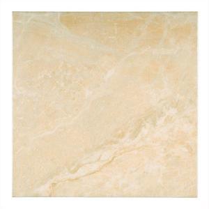 MONO SERRA Medea Beige 13.5 in. x 13.5 in. Ceramic Floor and Wall Tile (14.95 sq. ft. / case)