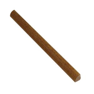 Ludaire Speciality Tile Red Oak Butterscotch 3/4 in. Thick x 3/4 in. Width x 78 in. Length Hardwood Quarter Round Molding