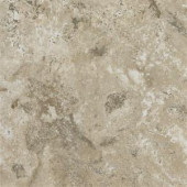 Armstrong 12 in. x 12 in. Peel and Stick Travertine Bisque Vinyl Tile (30 sq. ft. /Case)